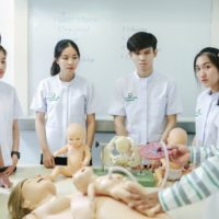 การแพทย์แผนไทยประยุกต์บัณฑิต